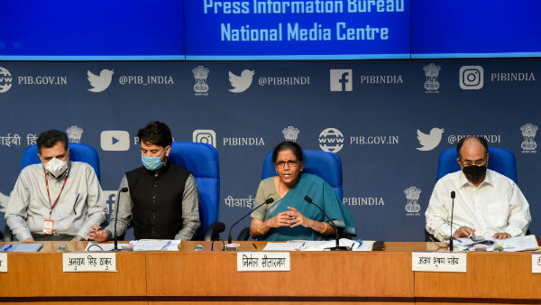 States' borrowing capacity raised from 3% of GDP to 5% for 2020-21 only, says FM