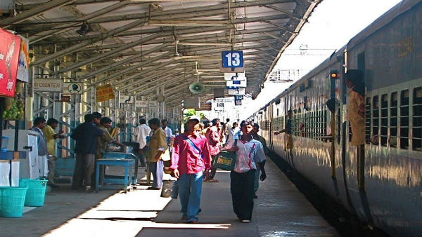 'Travel only when necessary: Railways appeals to passengers