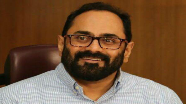 Supporting MSMSEs is important at this challenging time: Rajeev Chandrasekhar