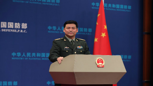 In first comments, China's defence ministry border issue with India controllable, stable