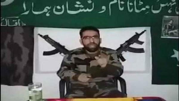 Riyaz Naikoo's killing a shock: Syed Salahuddin