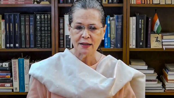 PM's economic package cruel joke on country: Sonia Gandhi at opposition meet