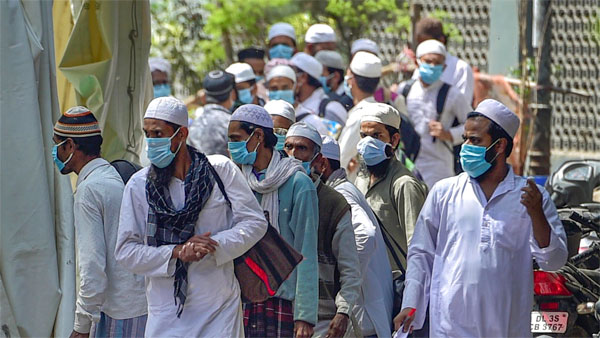 1,640 foreign Tablighi Jamaat members were in India, only 66 contracted COVID-19: Jamiat