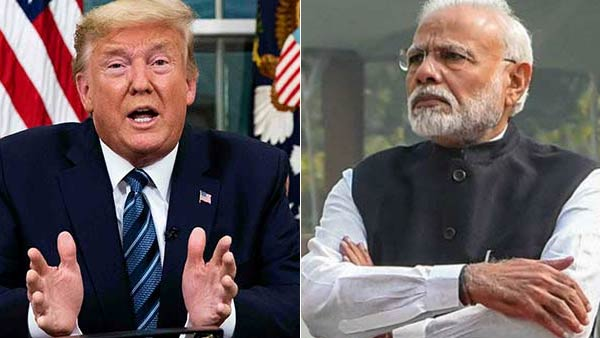 PM Modi did not converse with Trump on border standoff with China:Officials