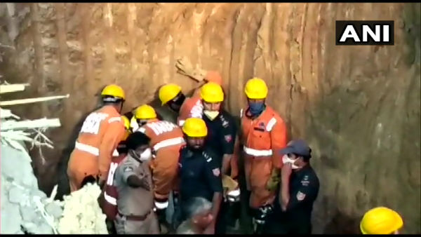 Telangana: 3 year old boy dies after falling into 120 ft open borewell