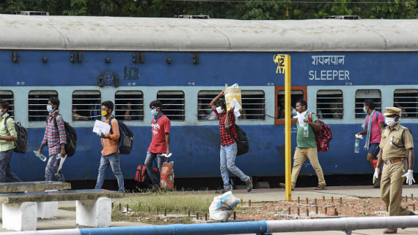 60 lakh migrants ferried at cost of Rs 600 per person on Shramik Specials: Railways