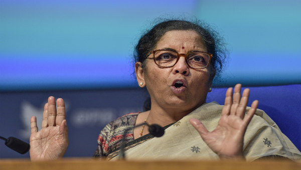 Why is RSS affiliate angry with Nirmala Sitharaman's announcement?