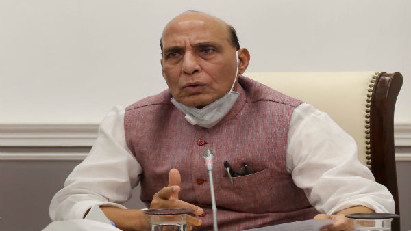 Defence Minister Rajnath Singh to visit Ladakh on Friday