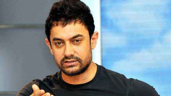 Bollywood star Aamir Khan's fans in China celebrate his birthday at Indian Embassy