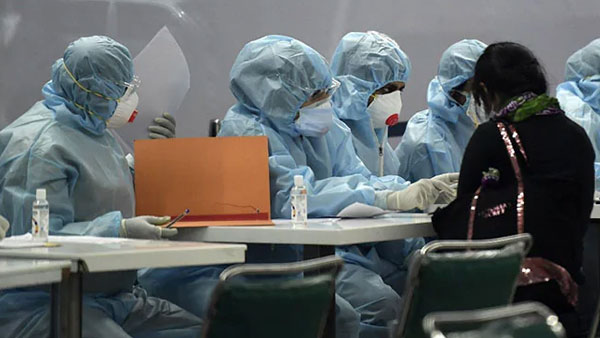 At number 6 now, India surpasses Italy in coronavirus cases