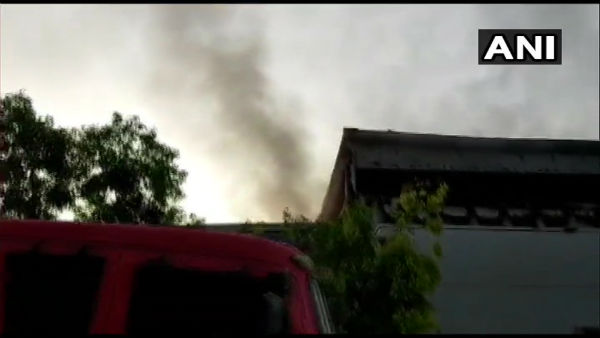 Fire breaks out at warehouse in Greater Noida, none hurt