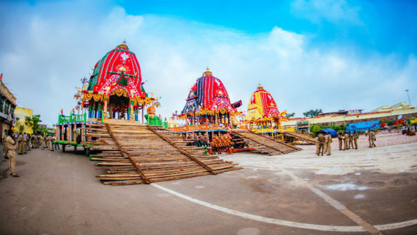 Puri's Rath Yatra: Historic annual chariot procession begins with no public attendance amid Covid-19
