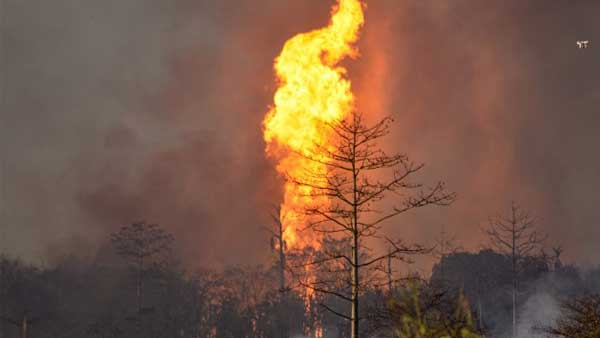 2 firefighters found dead near Assam oil well; PM Modi assures help
