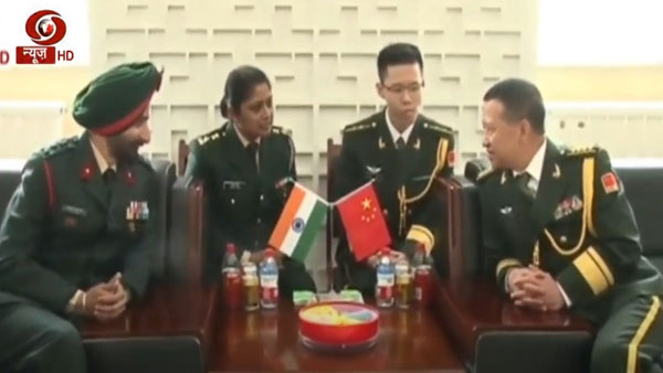 Third military level talks between India, China to be held today