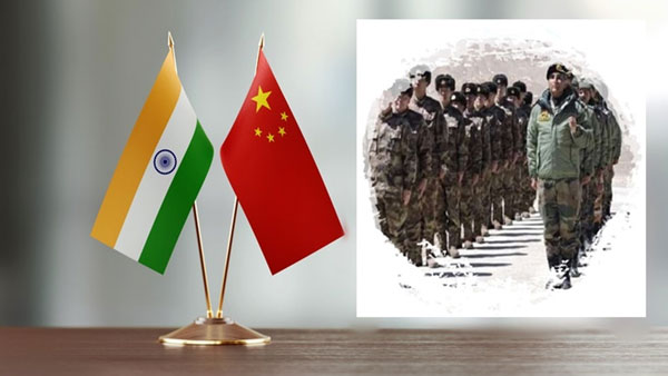 The Chinese departed from the consensus to respect the LAC: MEA