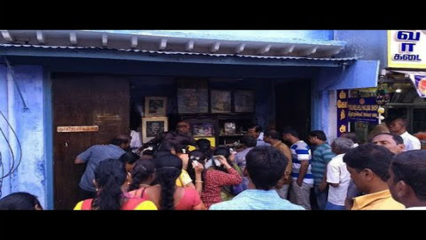 TN: Iruttu Kadai halwa shop owner kills self after testing positive for COVID-19