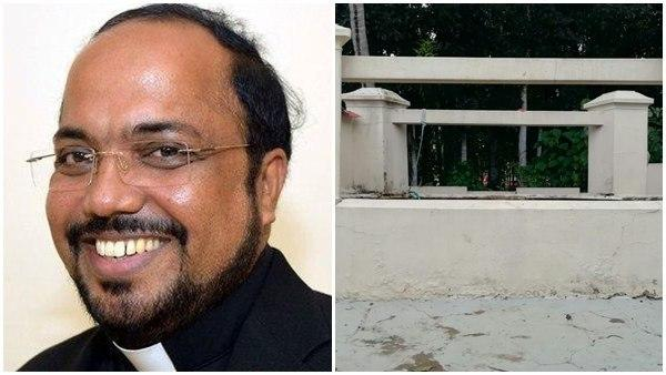 Priest found dead in well of Kerala Church