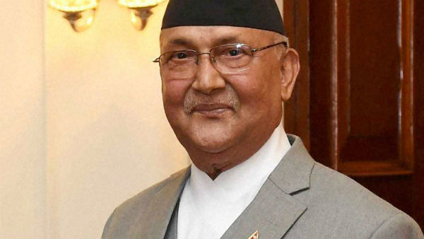 Nepal will get land from India through dialogue says Oli