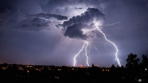 Lightning claims 110 lives in Bihar, UP; 10 districts in red zone