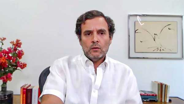 Why were Indian soldiers unarmed asks Rahul Gandhi