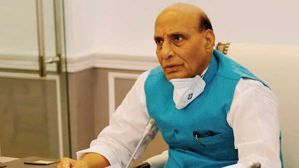 Stand united, advises Rajnath Singh amidst row with China