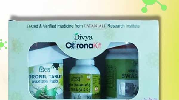 Patanjalis Coronil kit demand at 10 lakh packs a day
