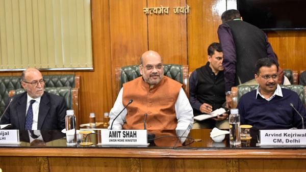 Amit Shah Model vs Kejriwal Model: Sisodia asks Centre to roll back COVID order