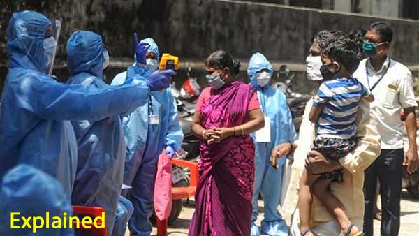 Explained: Number of COVID-19 cases in Maharashtra declines as it increases in Tamil Nadu, Delhi