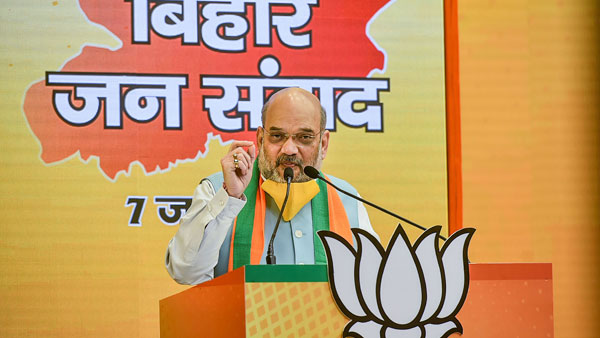 West Bengal is the only state where political violence is propagated: Amit Shah