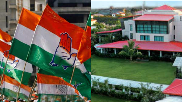 Rajasthan Congress MLAs stay overnight at resort to thwart 'poaching bid'