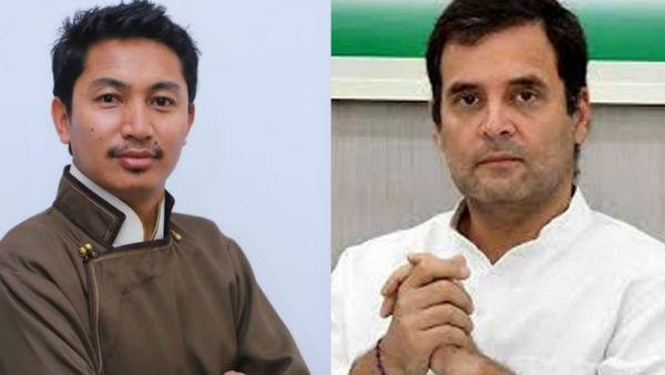 China did occupy Indian territory, but...: Ladakh MP's sharp comeback to Rahul Gandhi