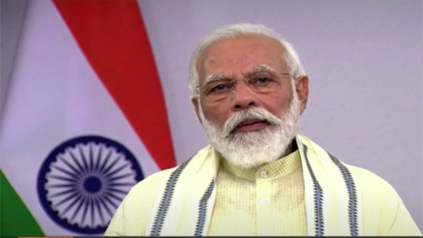 PM Modi's address to nation: Go vocal for local call, but no mention of China