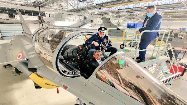 Meet Hilal Ahmad Rather, Indias first IAF officer to fly, weaponise Rafale