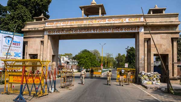 Time capsule to be placed 2,000 feet under Ayodhya Ram Mandir