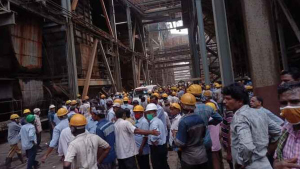 Boiler explodes at Tamil Nadu Neyveli Lignite Plant; 6 dead, several injured