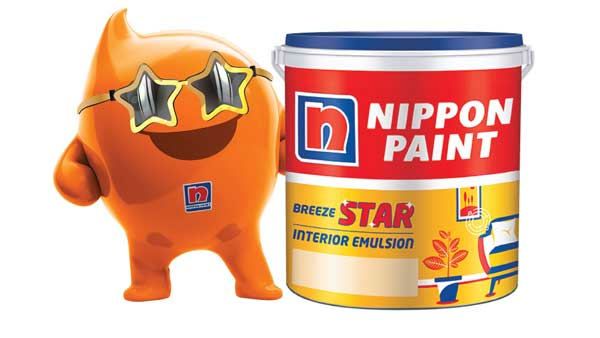 Nippon Paint launches BREEZE STAR interior emulsion