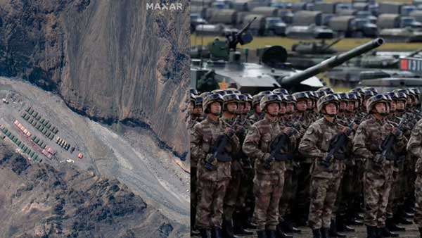 China says disengagement of troops has taken place at most locations