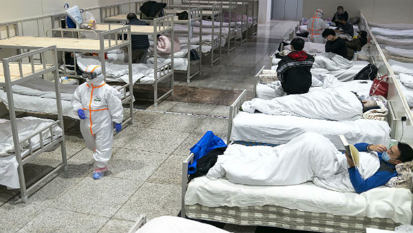 China reports 46 new COVID-19 cases on opposite ends