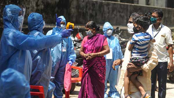 Coronavirus: India records more than 37,000 COVID-19 cases; Tally over 11.55 lakh