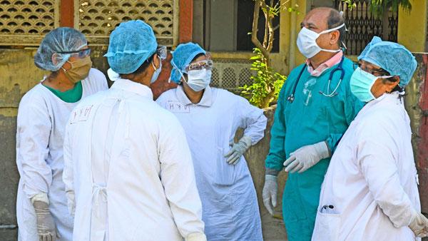 Coronavirus cases: India records 12,899 COVID-19 new cases, 107 death in a day