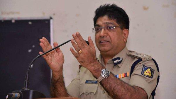 Bengaluru top cop Bhaskar Rao quarantines himself after driver tests COVID positive