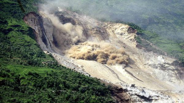 Nepal landslides: 12 people killed, 19 missing
