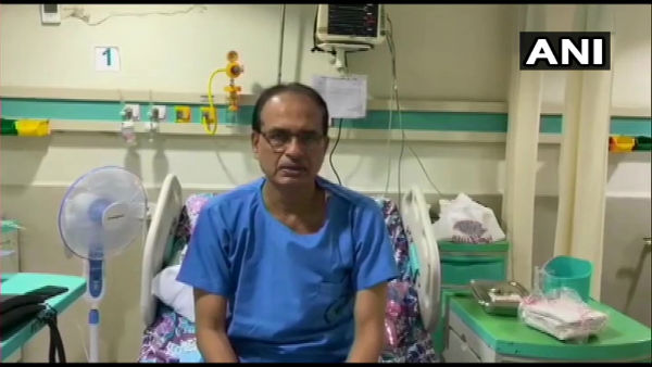 'I am fine': Shivraj Singh Chouhan salutes corona warriors for serving selflessly