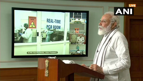 Due to 'right decisions taken at right time' India better placed in COVID-19 fight, says PM Modi