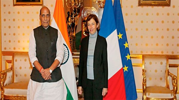 Amidst tensions with China, India's back-to-back diplomacy with France
