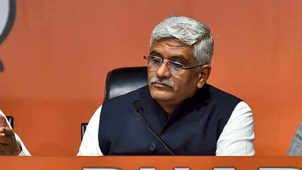 Futile for people to expect safety if CM himself makes guv 'feel unsafe': BJP attacks Gehlot