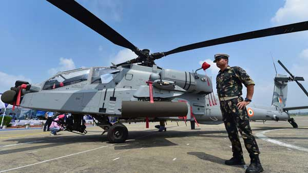 Completed delivery of all 22 Apache and 15 Chinook military helicopters to India: Boeing