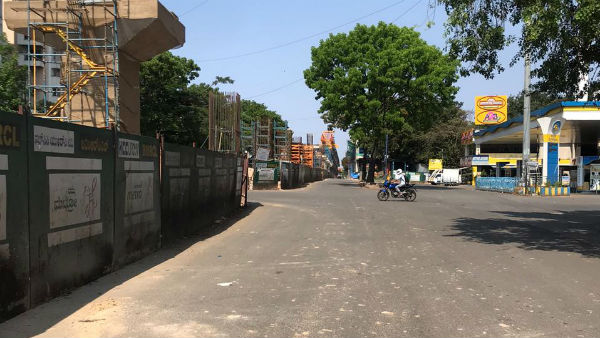 Karnatakas 33-hour lockdown: Bengaluru City, suburbs deserted amid rise in COVID-19 cases
