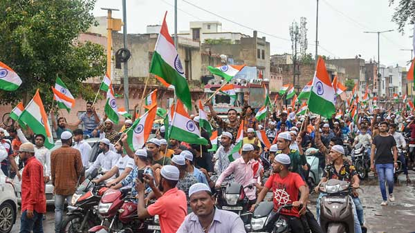 Avoid large gatherings, honour COVID-19 warriors: Centre on Independence Day