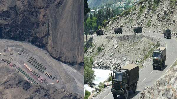 As tensions de-escalate at Galwan Valley, focus now moves to Gogra, Pangong Tso